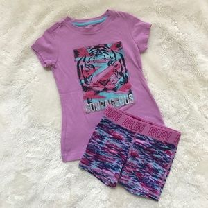 Girl's Matching Outfit! Size XS (4-5)